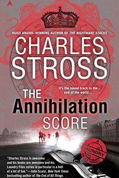 The Annihilation Score book cover