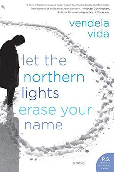 Let the Northern Lights Erase Your Name book cover