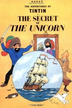 The Secret of the Unicorn book cover