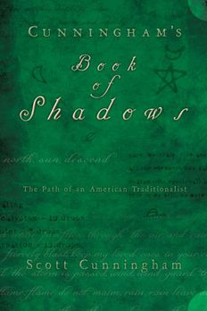 Cunningham's Book of Shadows book cover