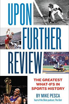 Upon Further Review book cover