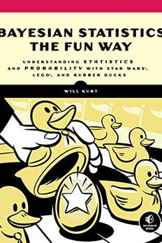 Bayesian Statistics the Fun Way book cover