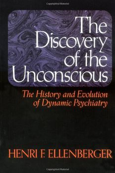 The Discovery of the Unconscious book cover