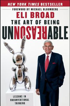 The Art of Being Unreasonable book cover