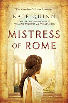 Mistress of Rome book cover