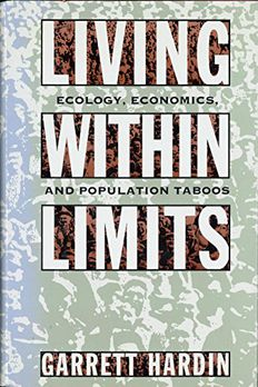 Living within Limits book cover