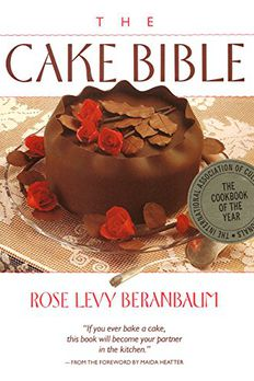 The Cake Bible book cover
