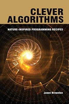 Clever Algorithms book cover