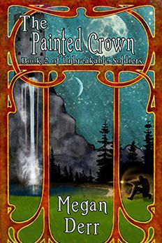 The Painted Crown book cover