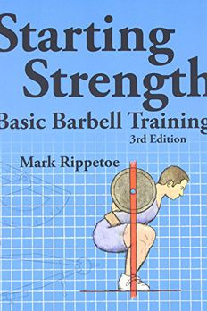 Starting Strength book cover