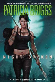 Night Broken book cover