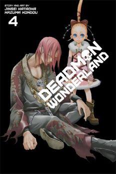 Deadman Wonderland, Vol. 4 book cover