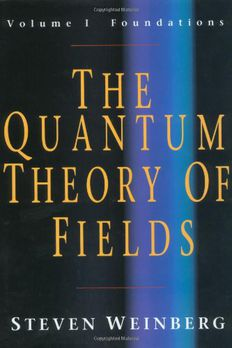 The Quantum Theory of Fields book cover