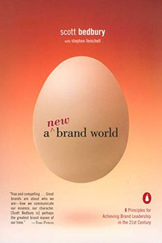 A New Brand World book cover
