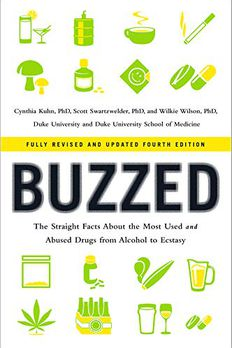 Buzzed book cover