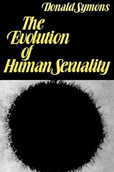 The Evolution of Human Sexuality book cover