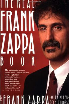 The Real Frank Zappa Book book cover
