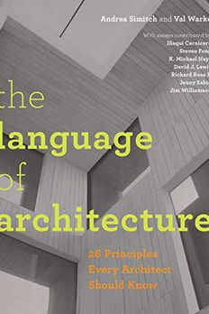 The Language of Architecture book cover