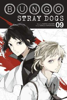 Bungo Stray Dogs, Vol. 9 book cover