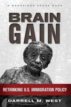Brain Gain book cover