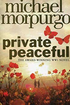 PRIVATE PEACEFUL FILM TIE PB book cover