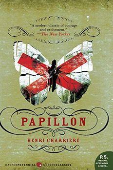 Papillon book cover