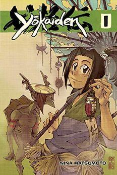 Yokaiden 1 book cover