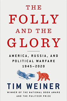 The Folly and the Glory book cover