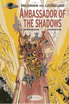 Ambassador of the Shadows book cover