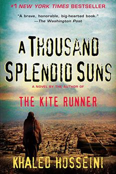 A Thousand Splendid Suns book cover