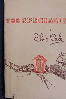 The specialist book cover