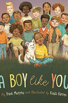 A Boy Like You book cover