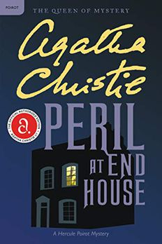 Peril at End House book cover