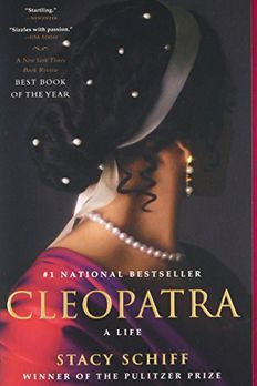 Cleopatra book cover