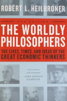 The Worldly Philosophers book cover