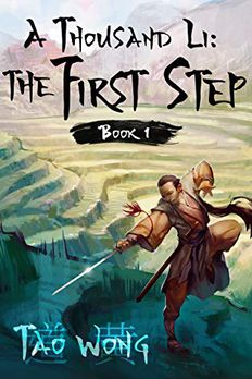 The First Step book cover