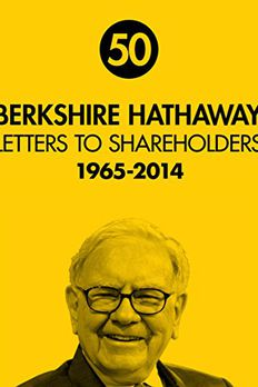 Berkshire Hathaway Letters to Shareholders book cover