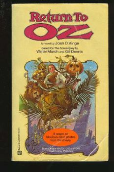 Return to Oz book cover