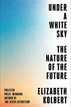 Under a White Sky book cover