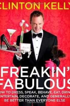 Freakin' Fabulous book cover