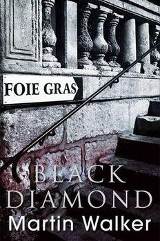 Black Diamond book cover