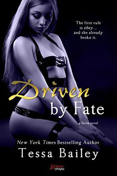 Driven by Fate book cover