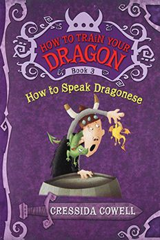 How to Speak Dragonese book cover