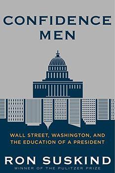 Confidence Men book cover