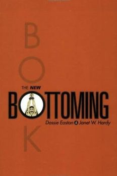 The New Bottoming Book book cover