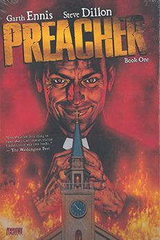 Preacher Book One book cover