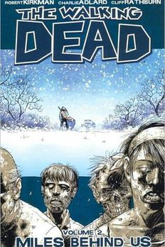 The Walking Dead, Vol. 2 book cover