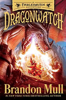 Dragonwatch book cover