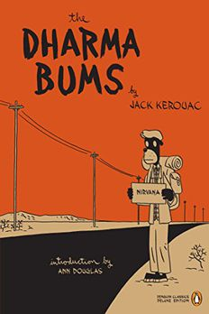 The Dharma Bums book cover