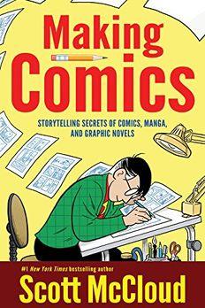 Making Comics book cover